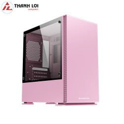 Vỏ Case Xigmatek NYC QUEEN  (Mini-Tower/Màu Hồng) EN45723